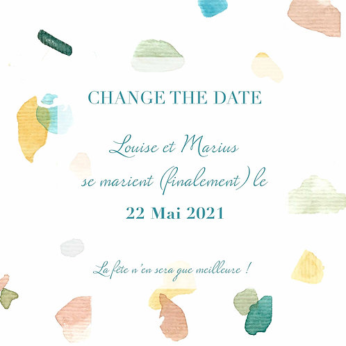 Change The Date - gratuit avec CHANGETHEDATE2020 - vintage