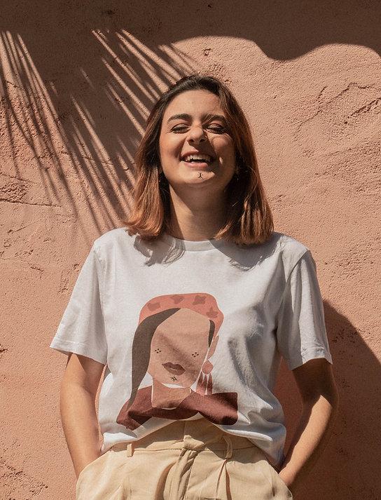 T-shirt Tamettut