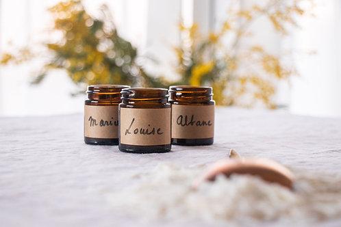 BEJJA - Kit DIY de bougies artisanales - Cadeau invité mariage