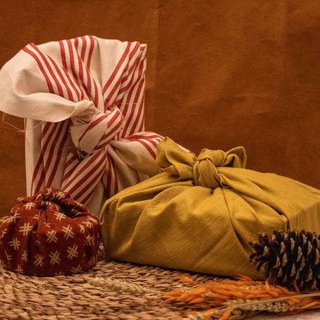 5 idées d'emballages cadeaux simples et zéro déchet