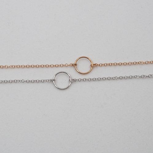 Bracelet petit anneau