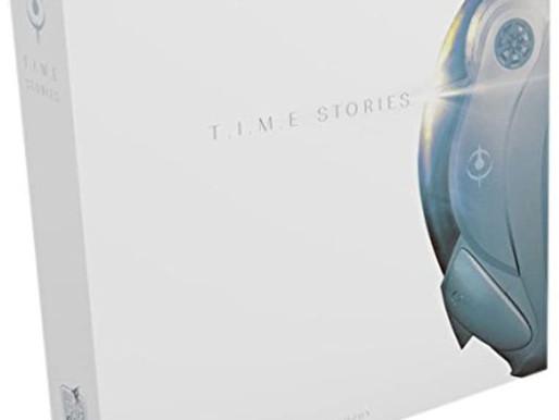 It's a matter of T.I.M.E., the review of T.I.M.E. Stories