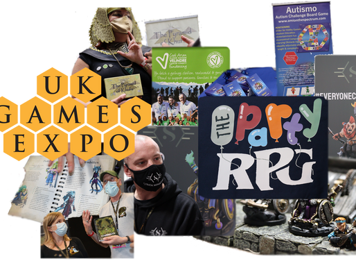 UK Games Expo 2021: Accessibility, Diversity and Inclusion
