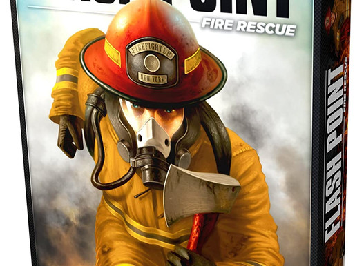 Burn baby burn, time to call the firefighters, lets review Flashpoint Fire Rescue