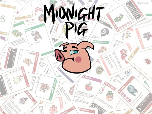 We do love some early access, check out our Midnight Pig review