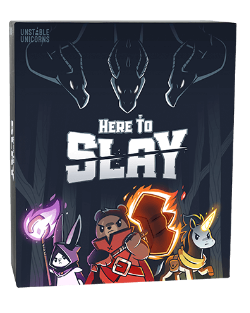 Get your crawl on, our review of Here to Slay