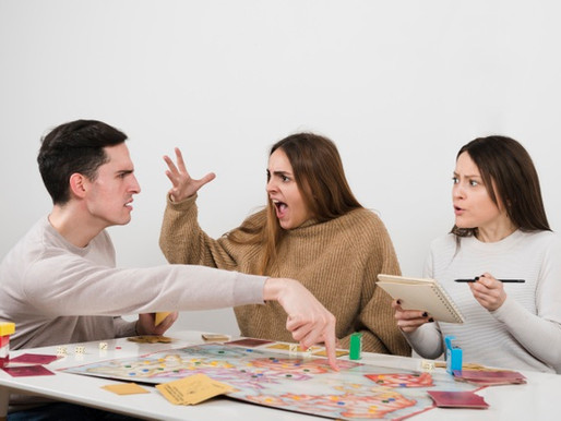 Your board games rules dilemma... What you can do!