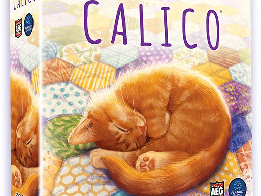 Calico - is it the purrrrfect game?