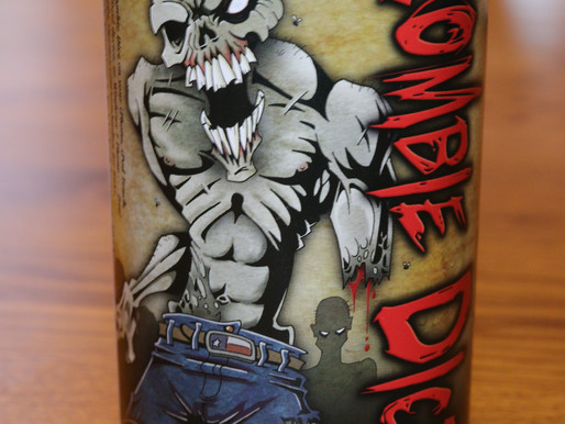 Zombie Dice - 60 second review