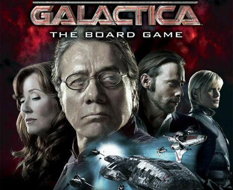 Vent that damned toaster... reviewing Battlestar Galactica the board game