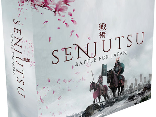 It's a matter of honour... to preview Senjutsu: Battle for Japan