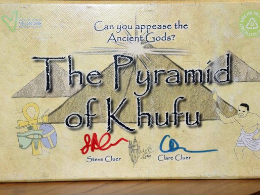 Who's the greatest Pharaoh of them all? Find out in our review of The Pyramid of Khufu