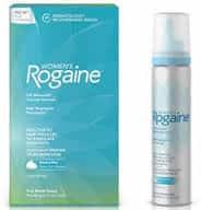 Women's Regaine Foam for Hair Loss