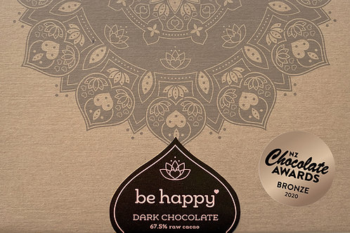 dairy free dark chocolate with mineral salt