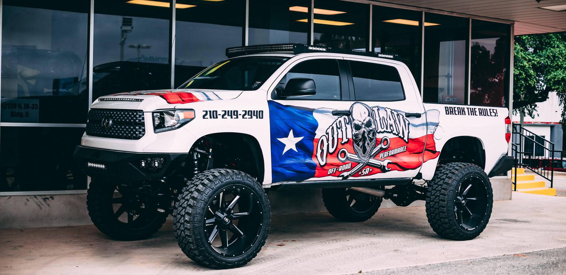 Texas Lift