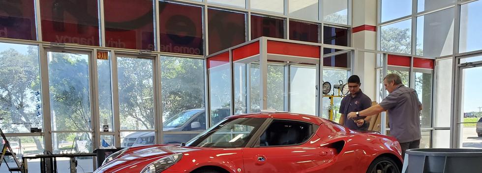 Alfa Romeo Wrap