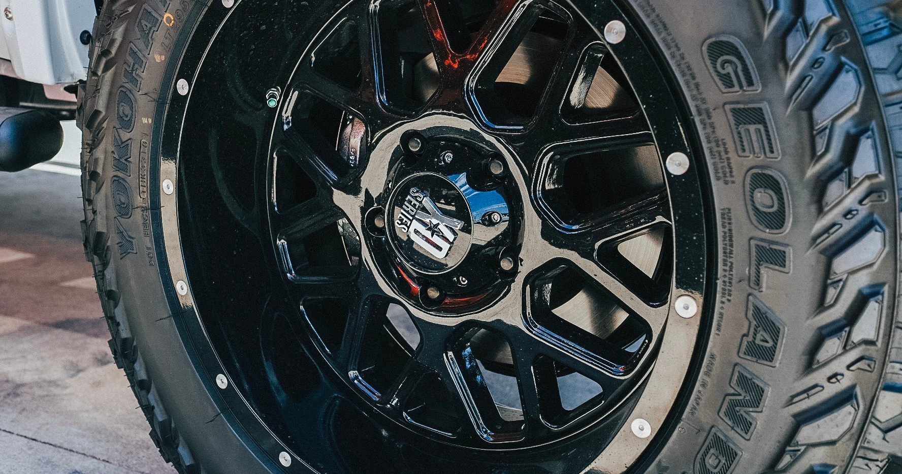Rims, Tires and More