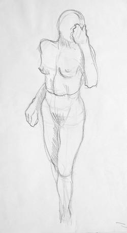 _Gesture Figure Study_ #2