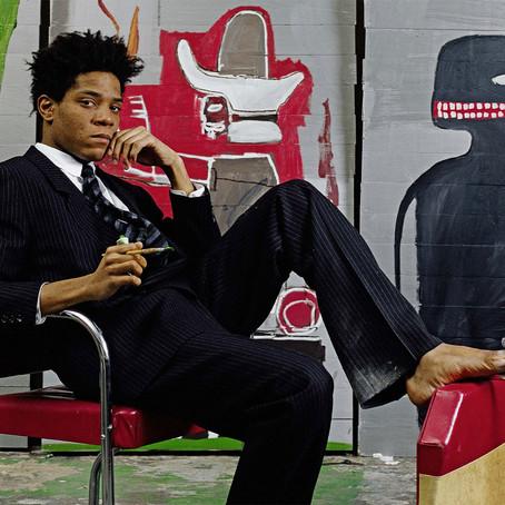 ,Carta de amor a Jean-Michel Basquiat.