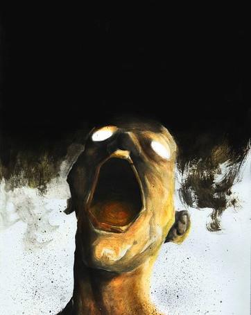 ,Sentimento visto – 5 dores pintadas por Junior Santos