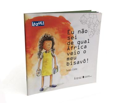 ,Design, Livro infantil e o Racismo - Entrevista com Tadeu Costa