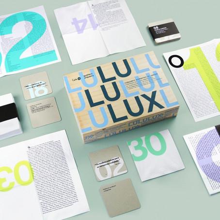 ,Potencialidades não convencionais no design gráfico contemporâneo. Um estudo de caso de LULULUX