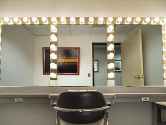 The Make-Up Room