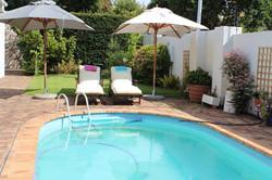 Pool at main house
