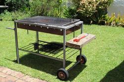 Barbecue facilities at main house