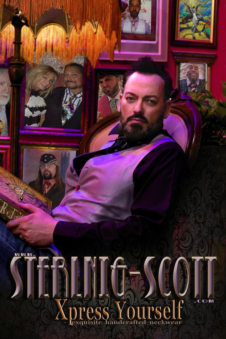 Designer STERLING-SCOTT