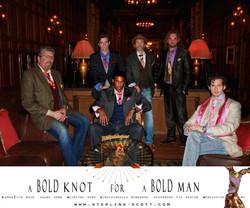 the Men of STERLING-SCOTT