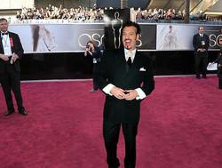 On the Carpet, Oscar night 2015