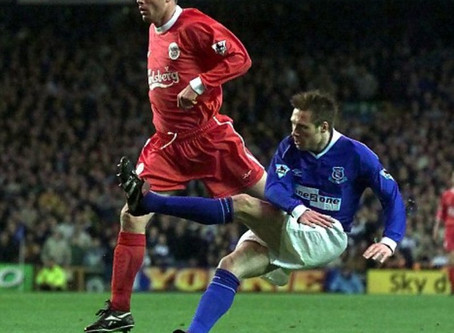 Exclusive – Alan Myers 'Nick Barmby didn't want to leave Everton.'