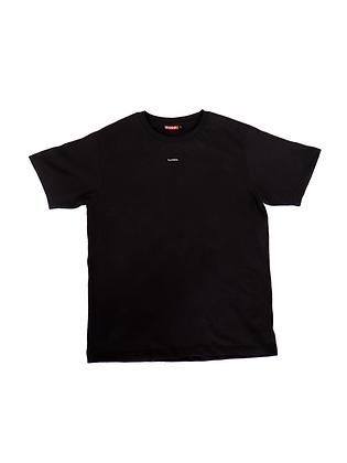 """Black """"humble."""" T-shirt"""