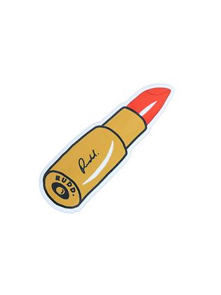 Gold Bullet Sticker