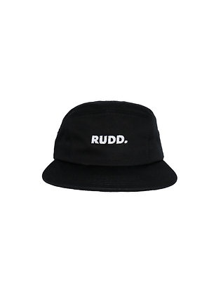 Black Camp Hat