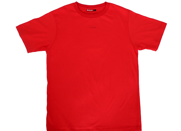 "Red-Orange ""humble.""T-shirt"