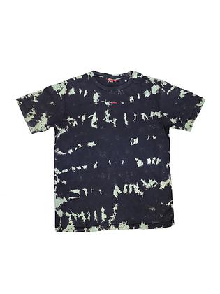 "Black & Mint Tie Dye ""humble."" T-shirt"