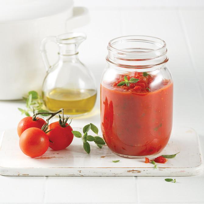 Voici la recette de la sauce Marinara maison