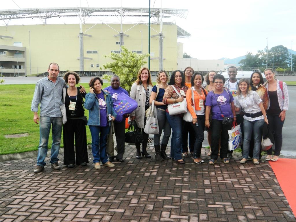 Movimento de Mulheres no RIO +20