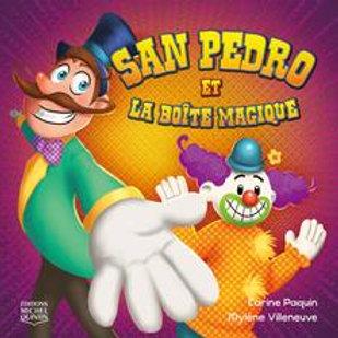 San Pedro et la boîte magique