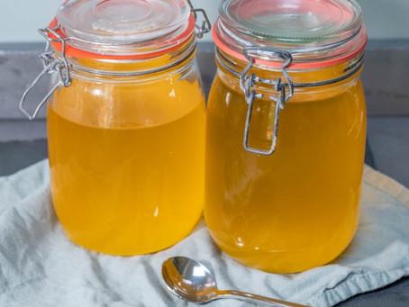 Ghee a.k.a Ayurveda's Golden Liquid