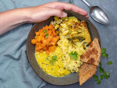 How to Make an Ayurvedic Balanced Meal