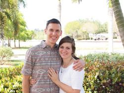 Pastor Travis & Stephanie Seidel