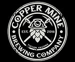 Copper Mine Brewing Company Circle Logo