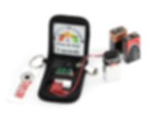 E-Lock Battery Analyzer