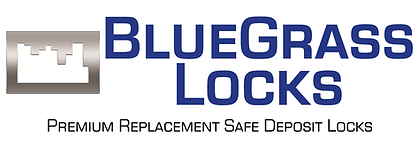 BlueGrass Locks - Premium Replacement Safe Deposit Locks
