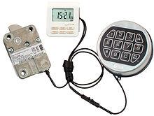 E-Lock Clock - LaGard Add-on Time Lock Module
