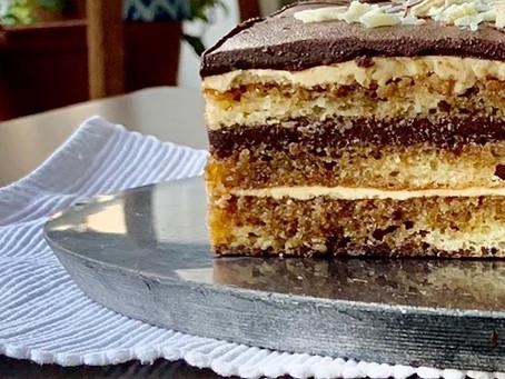 La tarta Ópera, un reto para amateurs y profesionales