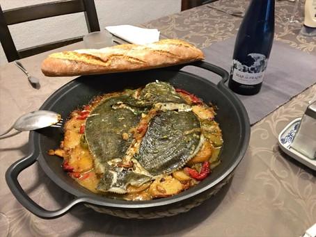 Pescado al horno con verdura, ¿cómo sacarle el jugo a este plato?
